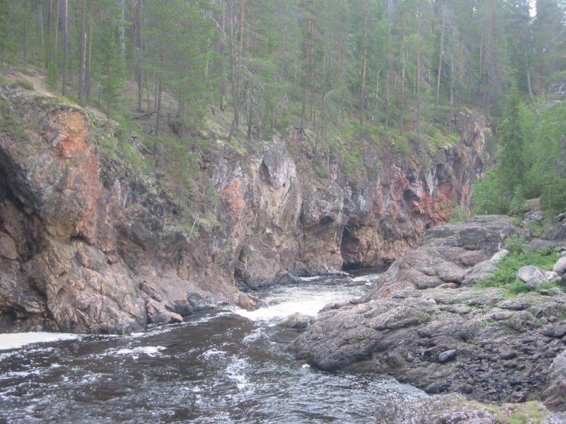 Oulanka Kanjoni.